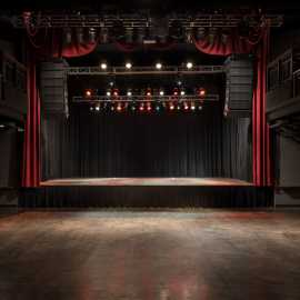 Music Venue Main Stage