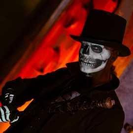 The Poison Skull King