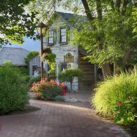 Discover locally-owned shops and restaurants at Gardner Village