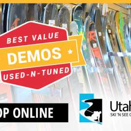 Ski N See Spring Demo Sale