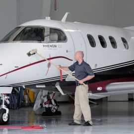 Aircraft Cleaning & Detailing