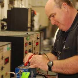 Aircraft Maintenance - Battery Service
