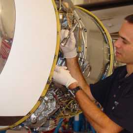 Aircraft Maintenance - Turbine