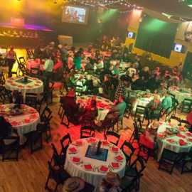 Local Pages 2018 Western Themed Corporate Party - Event Floor