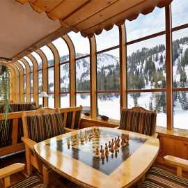 Lobby - Chess Table