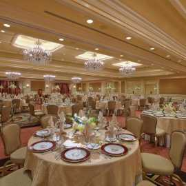 Little America Hotel Grand Ballroom