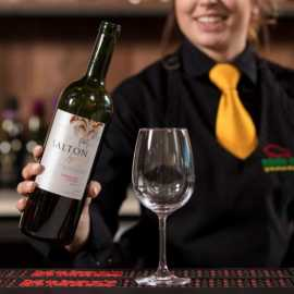 Brazilian Wine at Rodizio Grill