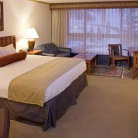 Spa Level Bedroom