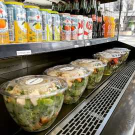 Grab and Go Salads