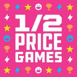 1/2 Price Games