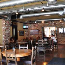 Poplar Street Dining Area