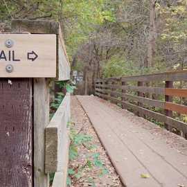 Mueller Park Trailhead, photo by Brant Hansen