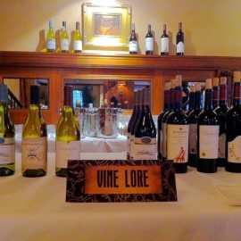 Vine Lore event