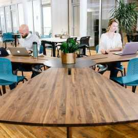 Coworking in the Urban Room