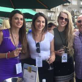 Scott Slobin and the Vine Lore girls