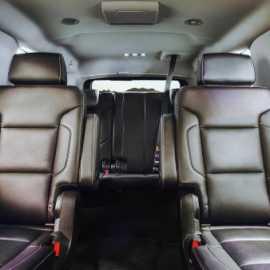 SUV Inside