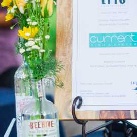 Beehive Distillery and Trio Cafe