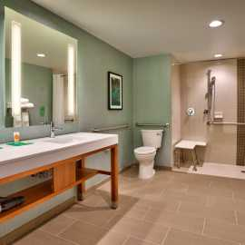 Suite Bathroom area