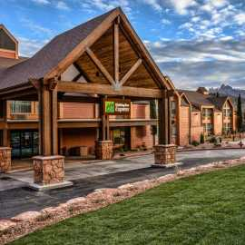 Holiday Inn Express Springdale - Zion Natl Pk Area_1