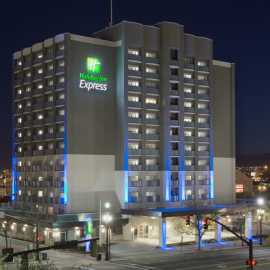Holiday Inn Express Salt Lake City Downtown_1
