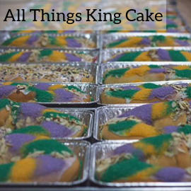 All Things King Cake