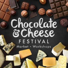2019 Chocolate & Cheese Festival