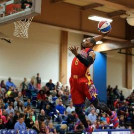 Harlem Wizards Basketball Game