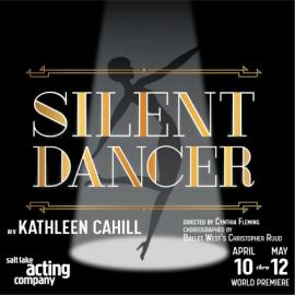 Silent Dancer by Kathleen Cahill