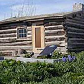 Deuel Pioneer Log Home