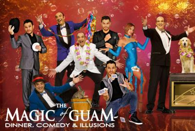 The Magic of Guam Dinner Show