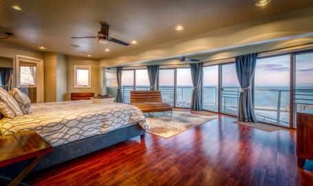 Miller Beach Vacation Rental bedroom