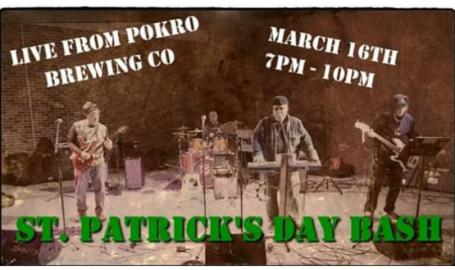 St Patrick's Day Bash!
