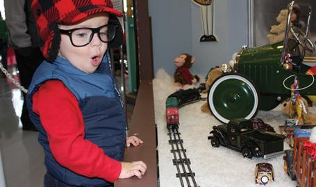 A Christmas Story 2019.A Christmas Story Comes Home Hammond In 46323