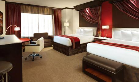 Ameristar Casino East Chicago Accomodations Double