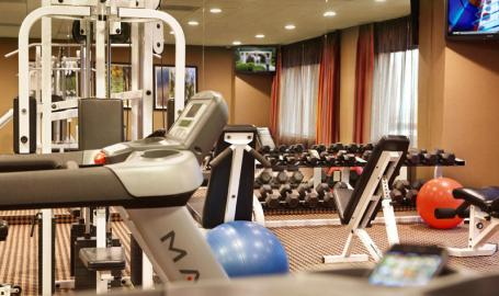 Ameristar Casino Hotel East Chicago Fitness