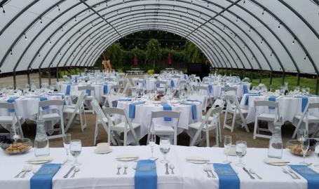 Anderson's Winery Valparaiso Wedding Venue