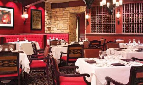 Bugatti's Restaurant in Ameristar Casino East Chicago