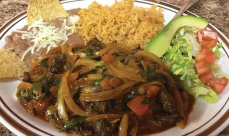 Burrito Jalisco Mexican Restaurant DeMotte