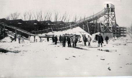 Cedar Lake Past