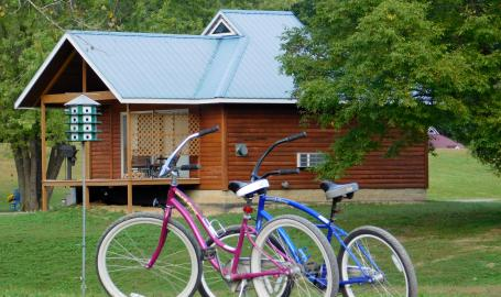 Relaxing Bike Ride