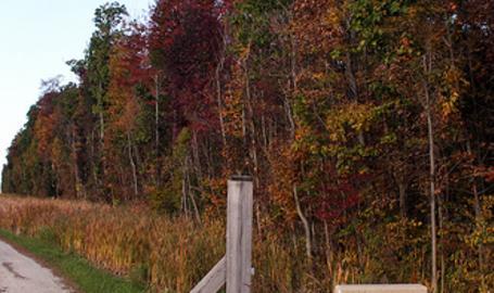 Calumet trail trail