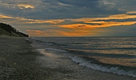 Central Avenue Beach-scenery
