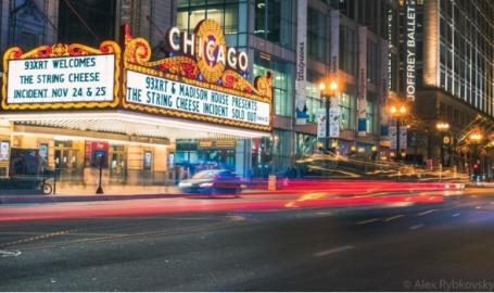 Chicago Safaris theater visits
