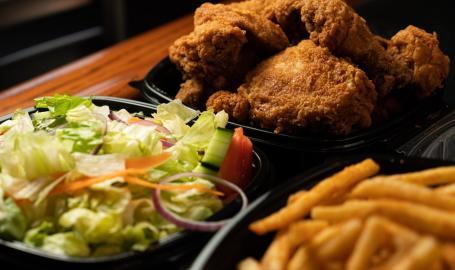 Chop House chicken