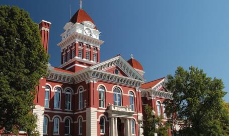 City of Crown Point  Things to Do Courthouse