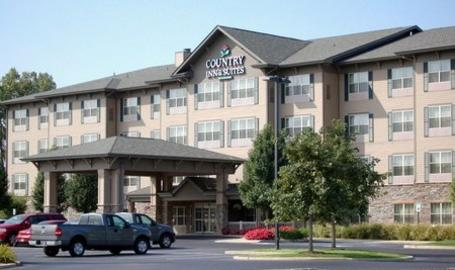 Country Inn & Suites Hotel Portage Exterior