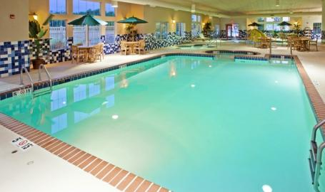Country Inn & Suites Hotel Portage Pool