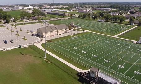 Crown Point Sportsplex fields