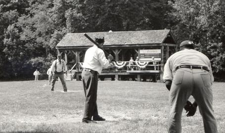 Deep River Grinders Baseball Game