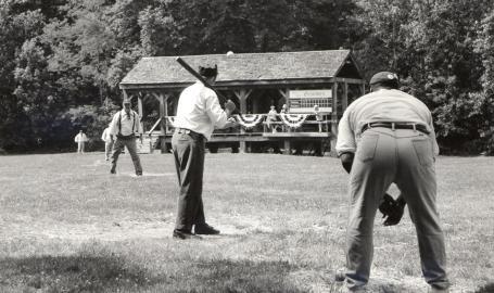 Deep River County Park - Grinders baseball